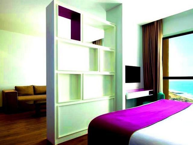 شقق فندقية في الجي بي ار دبي تتميّز بمساحاتها الواسعة