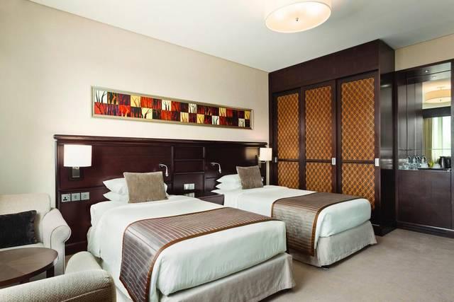 فندق رمادا بلازا دبي من أفضل فنادق جي بي ار دبي لما تضمه من مرافق ترفيهية