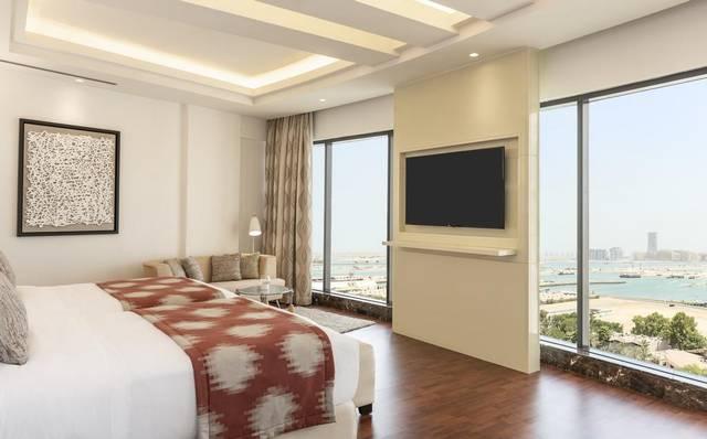 منتجع وسبا لو رويال ميريديان بيتش دبي من افضل فندق جي بي ار دبي لكونه يضم وحدات مُختلفة تصلح لكافة الفئات