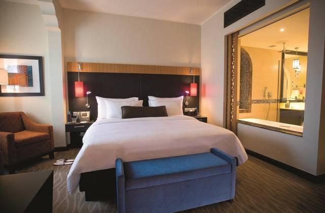 فندق موفنبيك ابن بطوطة من فنادق جبل علي المُميّزة التي تُقدّم العديد من الخدمات