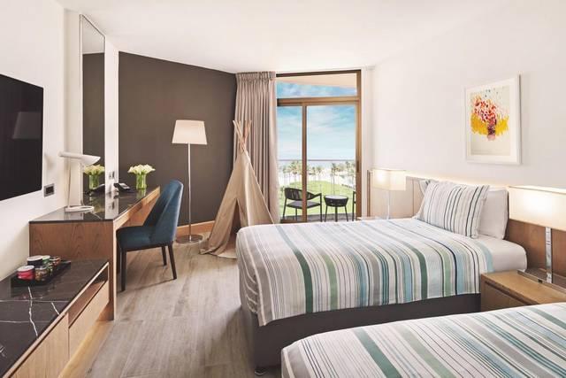 يُعتبر فندق جي ايه جبل علي هو افضل فندق جبل علي في دبي بسبب إطلالته على الحدائق أوالخليج العربي