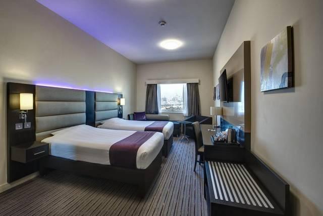 فندق بريمير إن دبي ابن بطوطة مول من أهم فنادق جبل علي بسبب خدماته الكثيرة
