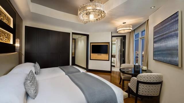 يُعد كمبنسكي الامارات مول من افضل الفنادق لضمها العديد من المرافق الترفيهية والخدمات المُميزة