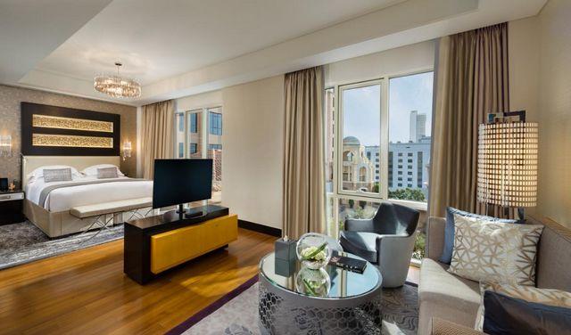 أهم المعلومات حول سلسلة فندق كمبنسكي دبي الحائزة على ثقة زائريها