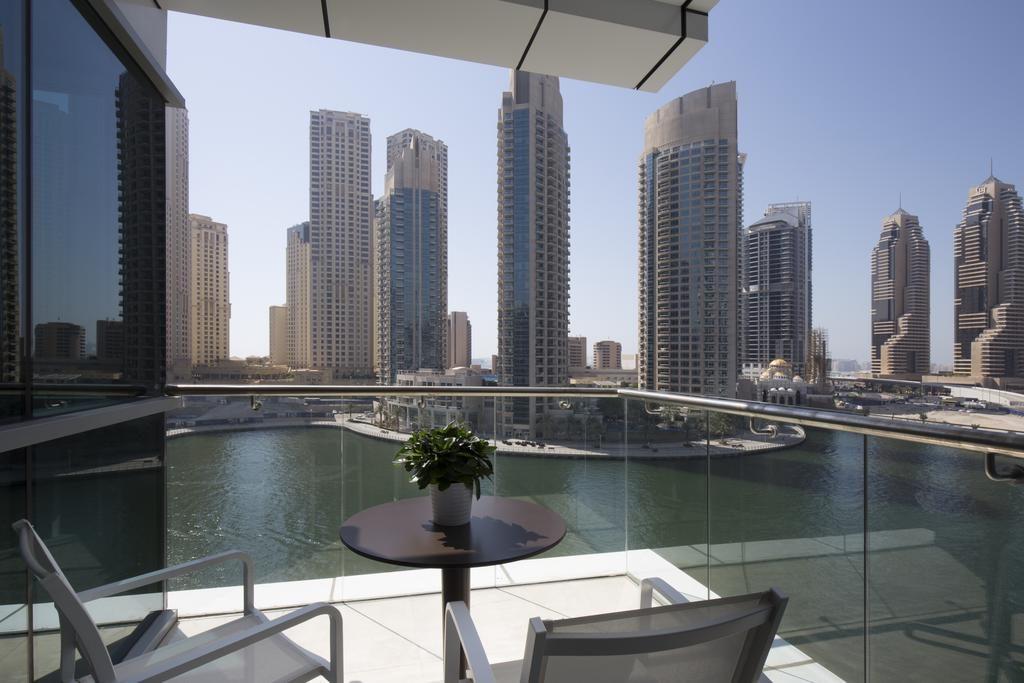 لافيردا دبي مارينا للاجنحة والفلل من افضل خيارات الشقق في دبي