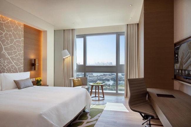 أشهر الشقق الفندقيه التي تُقدّم الخصوصية الكاملة بالمُقارنة مع الفنادق فى دبي