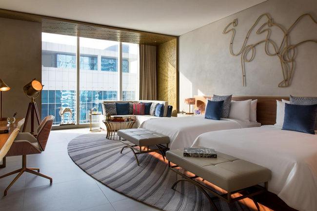 فنادق دبي خمس نجوم التي تتسابق مع فنادق الامارات بالخدمات التي تُقدّمها