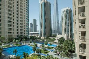 شقق لوفت تاورز دريم ان للشقق في دبي