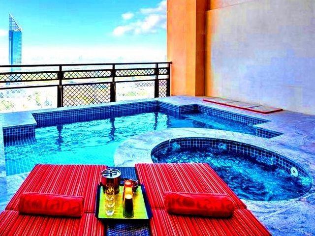 من اهم وافخم فنادق دبي لشهر العسل