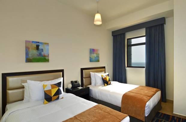شقق الروضة خيار رائعة في قائمة شقق فندقية مارينا دبي