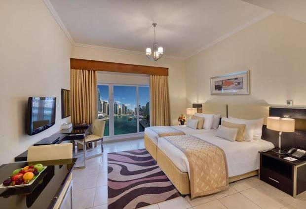 تقدم شقق بيرل خدمات متنوعة وتعد من أفضل شقق فندقية مارينا دبي