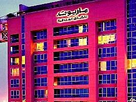 شقق ماريوت دبي هي من بين فنادق خور دبي التي توفر مساحاتٍ فسيحة