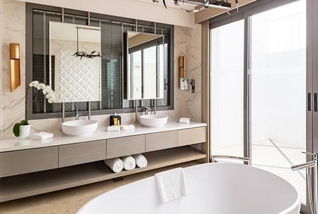 تحتوي غرف فندق ميليا ديزرت بالم دبي على كافة المرافق التي يحتاجها النُزلاء.