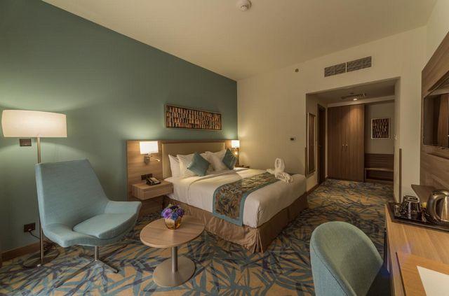 تبحث عن افضل فنادق البرشاء دبي ؟ فندق مينا بلازا البرشاء دبي هو أفضلها