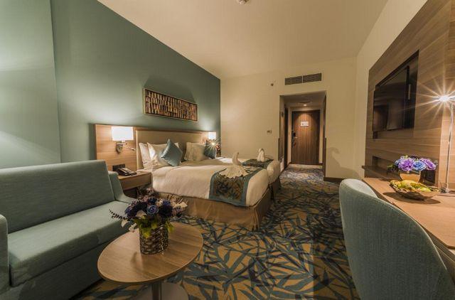 يوفر فندق مينا بلازا البرشاء وحدات إقامة أنيقة، تعرف على عروض أسعاره