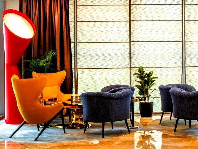 فندق ميركيور دبي برشا هايتس للأجنحة الفندقية يوفر مساحات عديدة ومتنوعة لتناسب الجميع