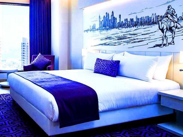 تم تجهيز مساحات الإقامة في ميركيور دبي برشا هايتس للأجنحة الفندقية لتناسب الأفراد والجماعات