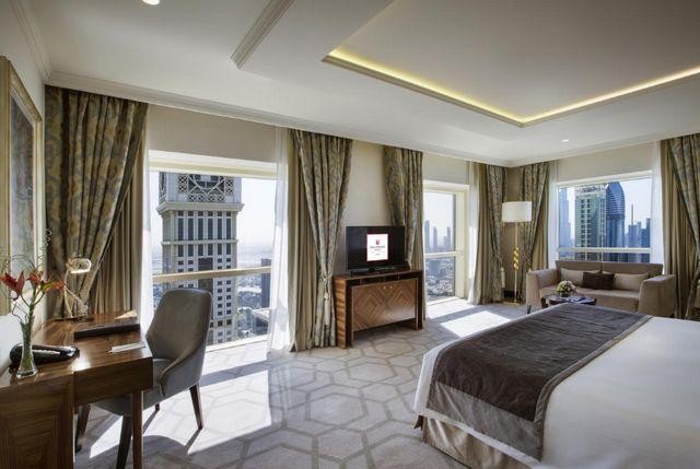 تقرير شامل حول سلسلة فندق ميلينيوم دبي افضل فنادق دبي