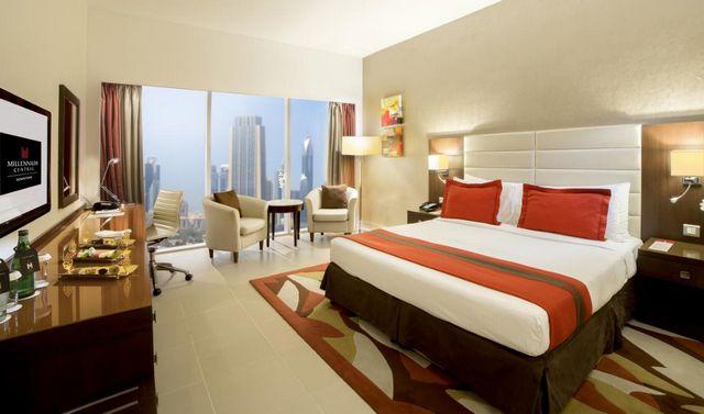 تعرف معنا على مجموعة فنادق دبي ميلينيوم وما يتميز به كل فندق