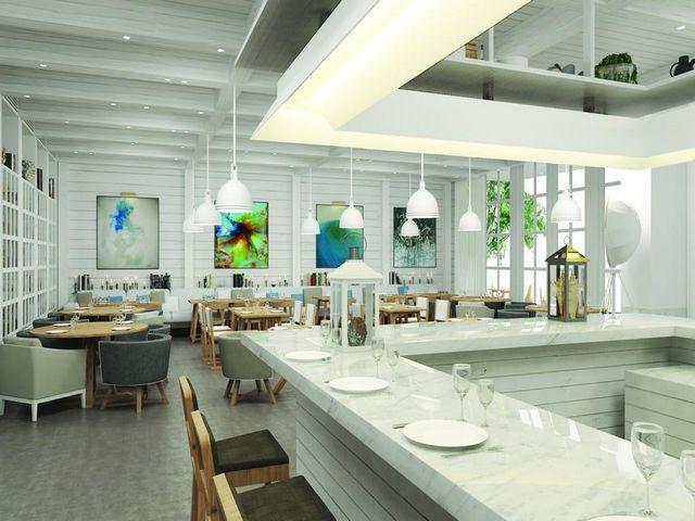 سوف يحظى كل من يقوم بـ حجز نيكي بيتش دبي بتجربة طعام مميزة