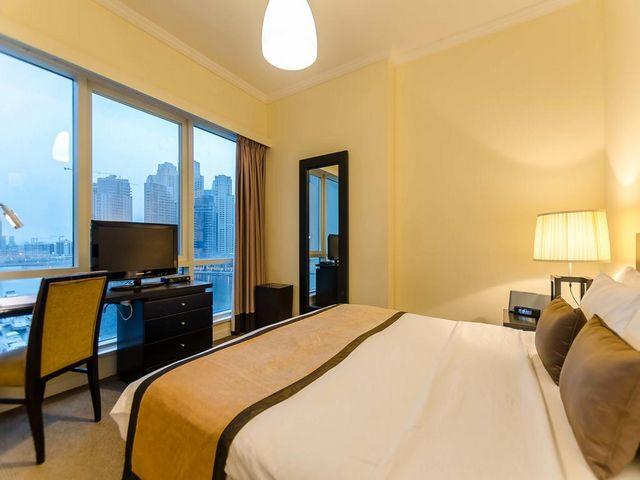 يحظى نُزلاء نوران للشقق الفندقية دبي بإقامة مريحة في غرف الفندق الرائعة