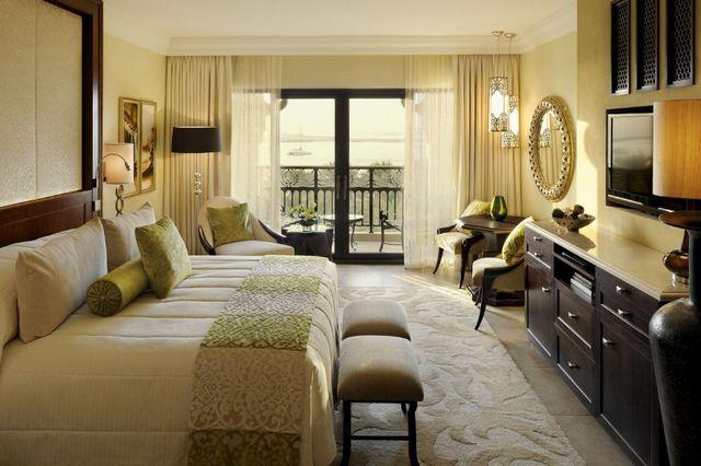 يُوفّر فندق وان اند اونلي رويال ميراج دبي عدد مُتنوّع من الغُرف.