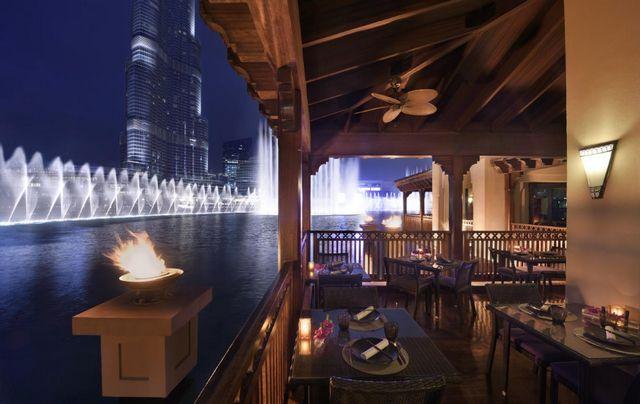 فندق ذا بالاس داون تاون دبي