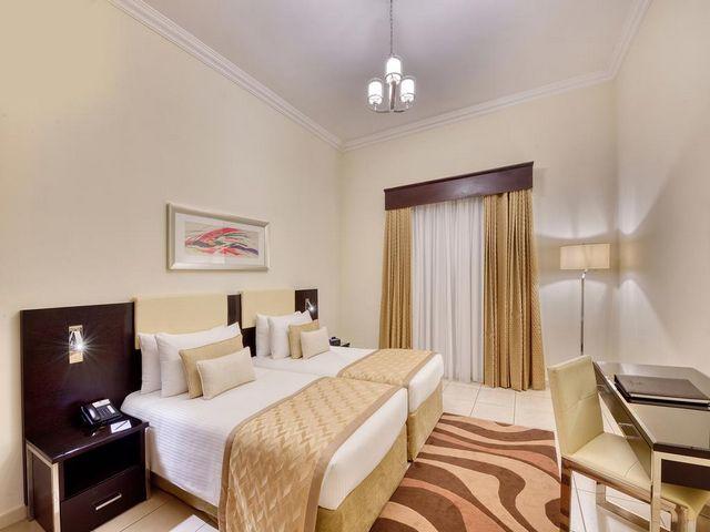 تتمتع الغرف في بيرل مارينا بإضاءة مشرقة طبيعية
