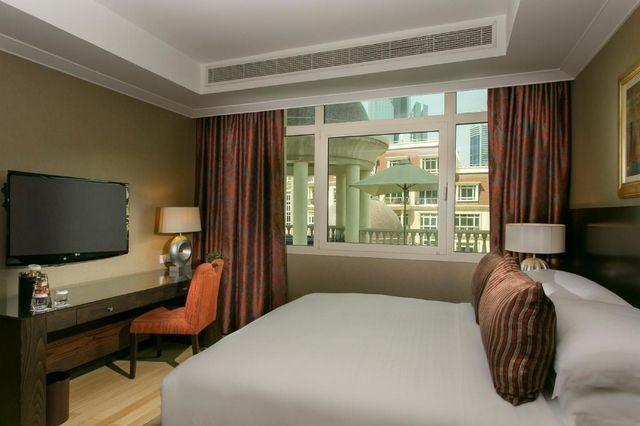 فندق الروضة المروج دبي أحد يشتمل على غُرف راقية
