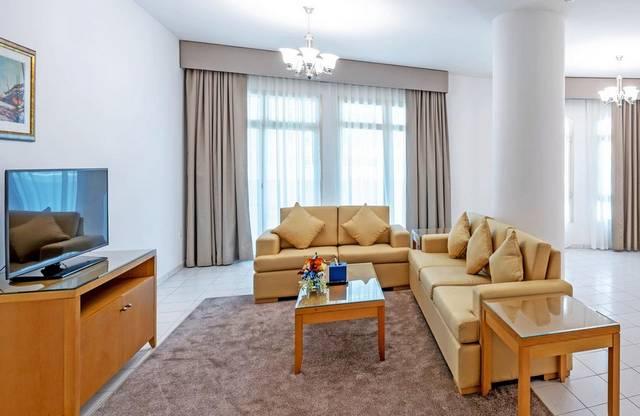 يوفّر فندق روضة المروج روتانا دبي العديد من الأنشطة الترفيهية ومرافق العناية بالصحة
