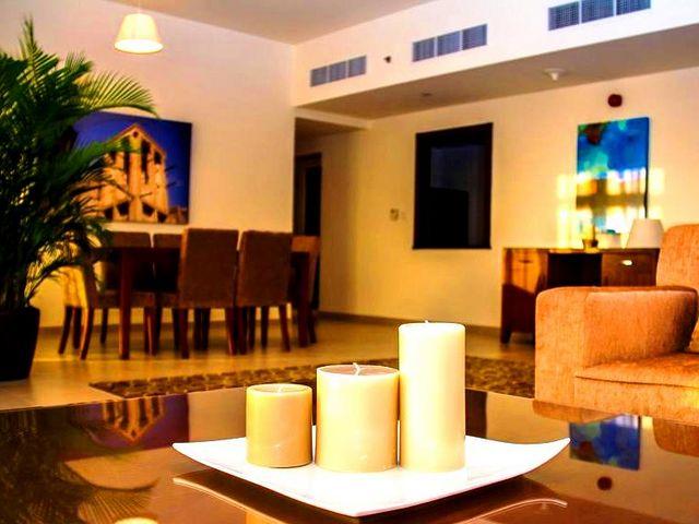 روضة أمواج سويتس للشقق الفندقية من افضل فنادق دبي من حيث المرافق والخدمات