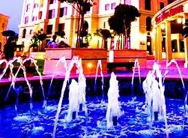 فندق روضة امواج دبي من افضل شقق فندقيه دبي الجي بي ار بفضل مساحاته المتنوعة
