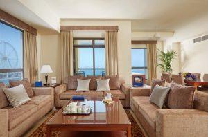 فندق روضة امواج سويتس جي بي ار يُقدّم خدمات ومرافق مُبهرة