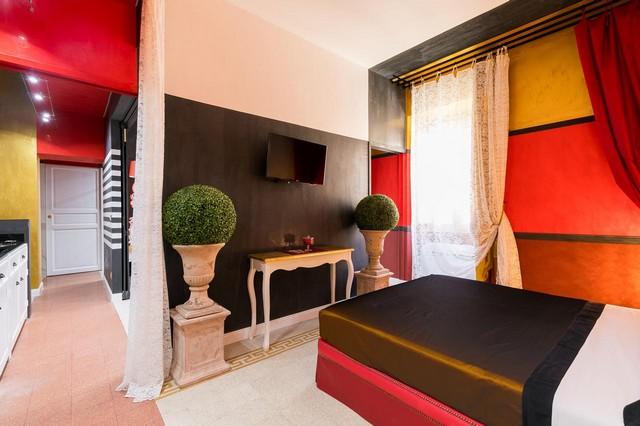 شقق فندقية في روما ايطاليا