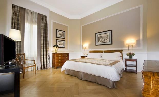 افضل فنادق روما للعائلات