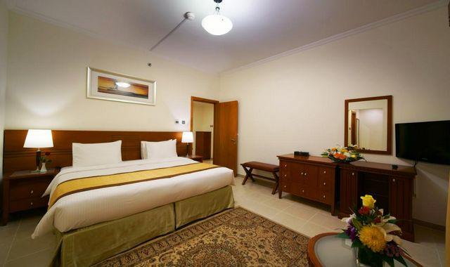 فندق روز جاردن بر دبي من افضل شقق فندقية بر دبي