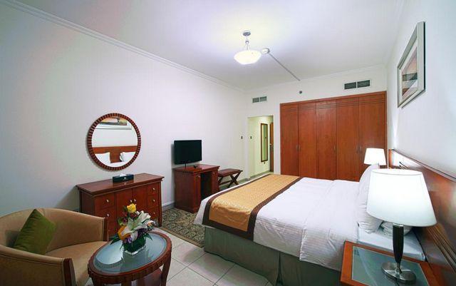 أهم المزايا التي يوفرها فندق روز جاردن بر دبي في غرفه ووحداته السكنية
