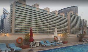 معلومات عن فندق روز جاردن بر دبي