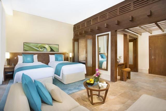 يتميّز  سوفيتيل دبي للشقق الفندقية بوحدات ذات إطلالة ساحرة مقارنةً بـ شقق فندقية في جزيرة النخلة دبي