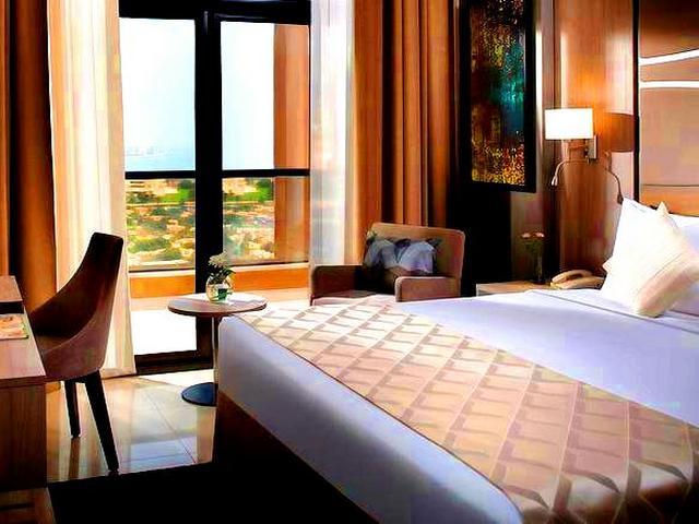 توفر شقق فندقية شارع الشيخ زايد مساحات إقامة فسيحة