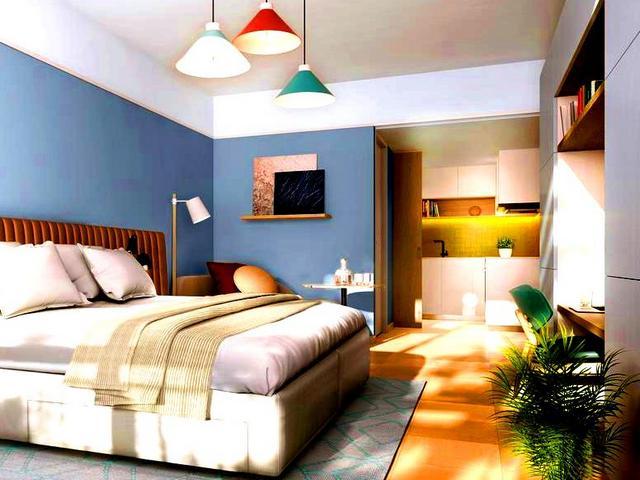 غرف الشقق الفندقية شارع الشيخ زايد دبي