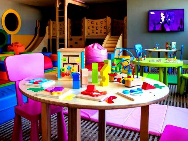 توفر شقق فندقيه شارع الشيخ زايد بدبي خدماتٍ ومرافق مميزة للأطفال