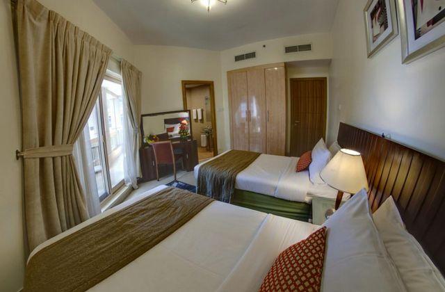 افضل شقق فندقية شارع الشيخ زايد نوصي بها