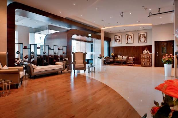 فندق سيجنتشر دبي