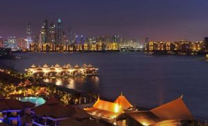 منتجع النخلة دبي