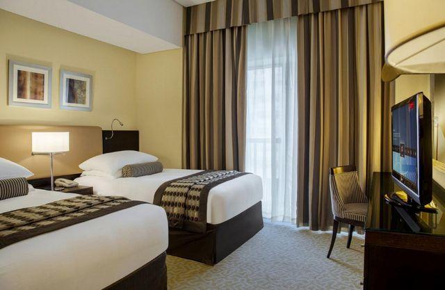 فندق تايم اوك في دبي من أفضل الخيارات للإقامة العائلية في دبي