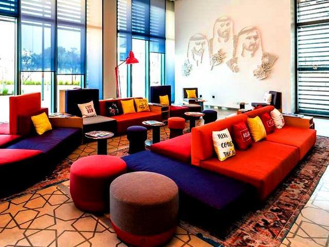 بعض الترشيحات التي تضم اقل اسعار الفنادق في دبي