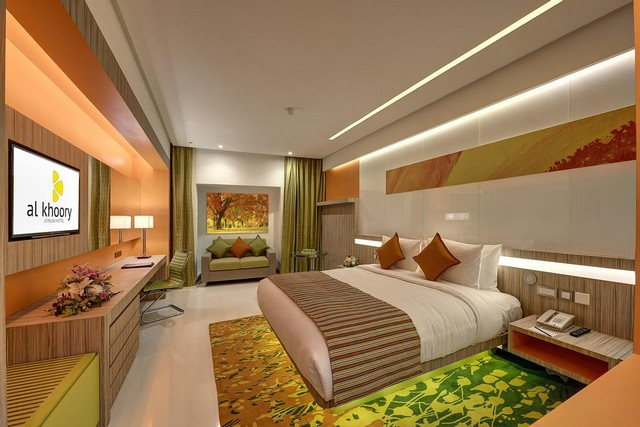 فندق الخوري أتريوم من أجمل فنادق البرشا حيث الديكورات والتصاميم الفاخرة