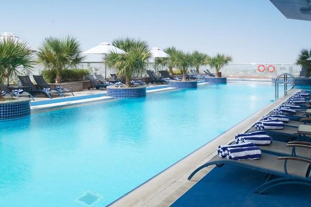 إذا كانت إقامتك في فندق السلام للشقق الفندقية دبي فلابد أن تعلم أنه يضم العديد من المسابح