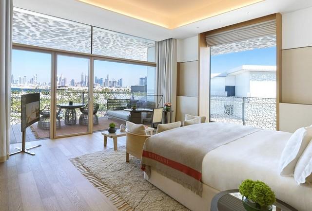 فندق بولغري دبي أحد أرقى فنادق في الجميرا دبي